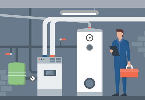 Oil Heating System Installs